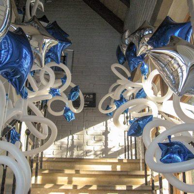 Воздушные шары на Новый Год