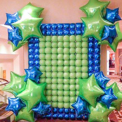 Воздушные шары на юбилей и день рождения