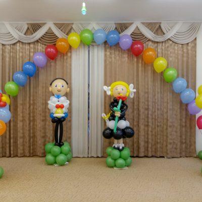 Воздушные шары в детский сад